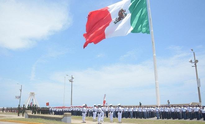 Plaza de la Bandera Coatzacoalcos