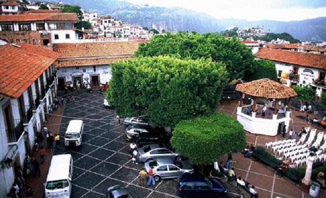 Plaza Principal de Taxco