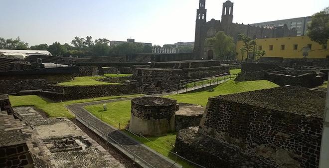 Plaza de las Tres Culturas Ciudad de México