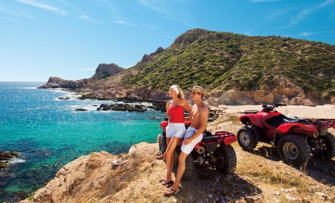 Ruta de ATV en Los Cabos