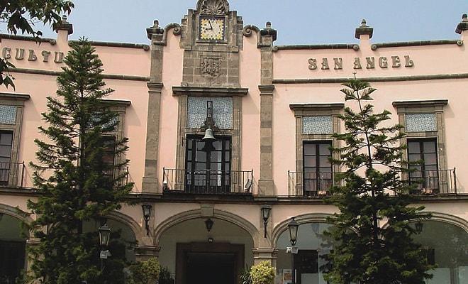 San Ángel Ciudad de México