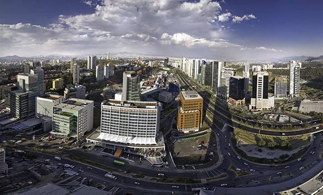 Santa Fe Ciudad de México