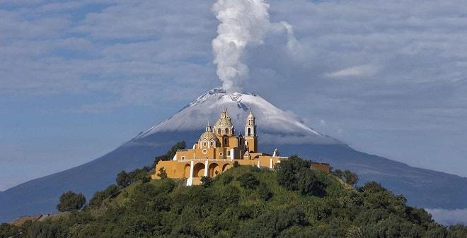 Santuario de Nuestra Señora de los Remedios Cholula