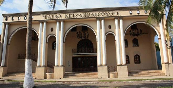 Teatro Nezahualcóyotl Tlacotalpan