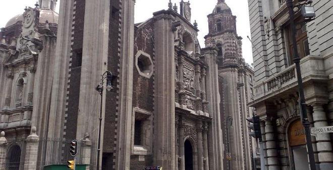 Templo de la Profesa Ciudad de México
