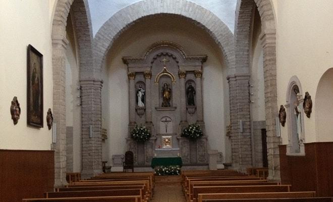 Templo de San Francisco de Asís Chihuahua
