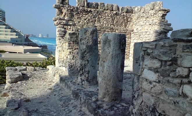 Templo del Alacrán Yamil Lu'um Cancún