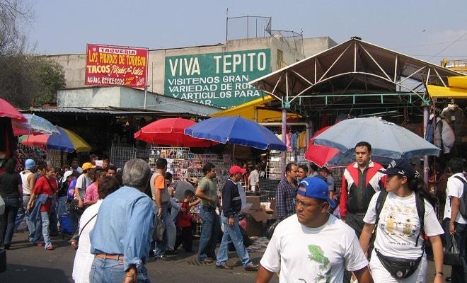 Tepito Ciudad de México