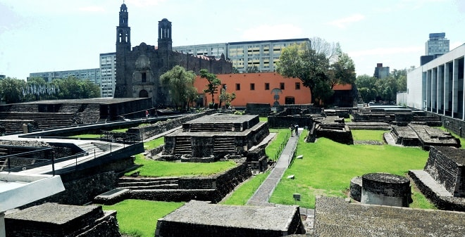 Tlatelolco Ciudad de México