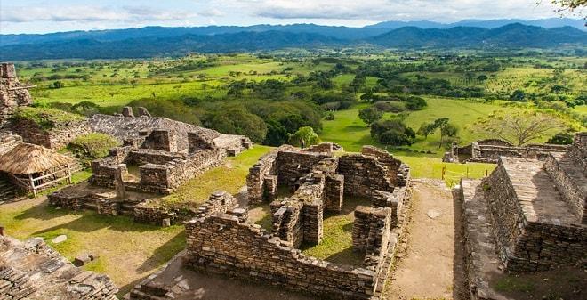 Toniná Chiapas