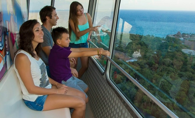 Torre Escénica de Cancún