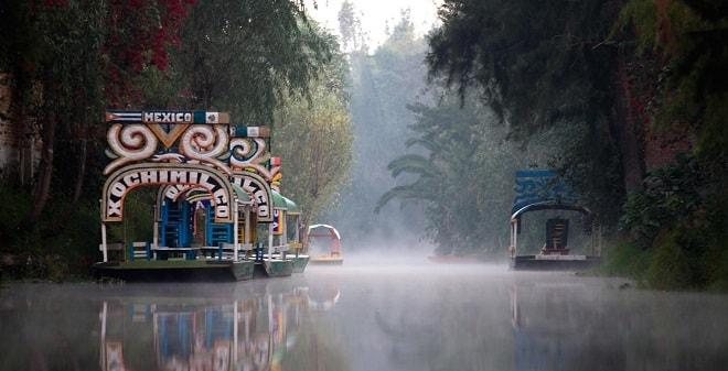 Xochimilco Ciudad de México