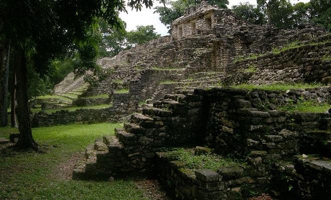 Yaxchilán Chiapas