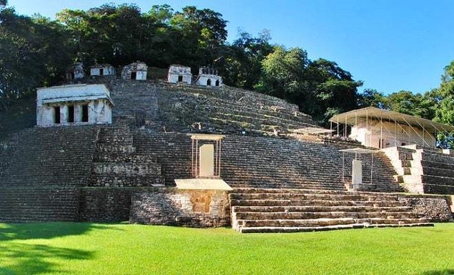 Zona Arqueológica de Bonampak Chiapas