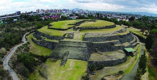 Zona Arqueológica Cuicuilco Ciudad de México