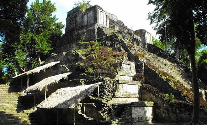 Zona Arqueologica de Dzibanché Chetumal