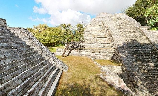Zona Arqueológica de Tenam Puente Chiapas