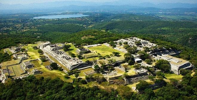 Zona Arqueológica de Xochicalco Morelos