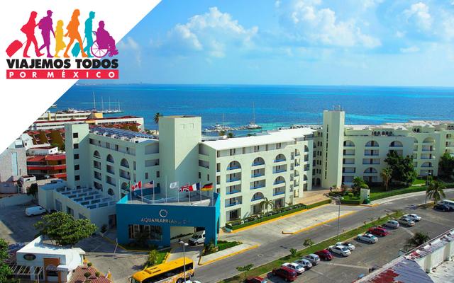 Viajemos Todos por México: Aquamarina Cancún