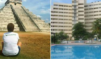 ¡Paquete a Cancún! Hotel Calypso + Tour Chichén Iztá