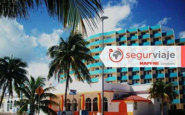 ¡Viaja a Cancún! Vuelo y Hotel Calypso con Traslado saliendo desde CDMX