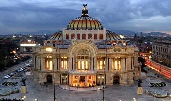 Tours por la CDMX + Hotel Amigo Zócalo