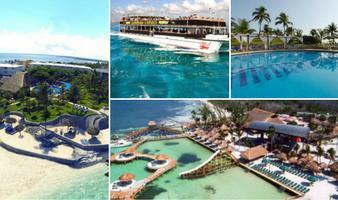 Tour + Hotel Dos playas todo incluido
