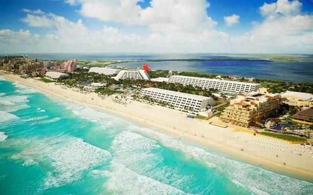 Oferta Exclusiva Fin de semana Grand Oasis Cancún