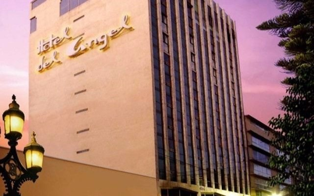 ¡Oferta Exclusiva! Fin de semana en Ciudad de México Hotel Del Ángel
