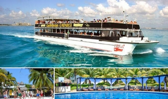Tour Aquatic Funday Park + Hotel Dos playas Beach House