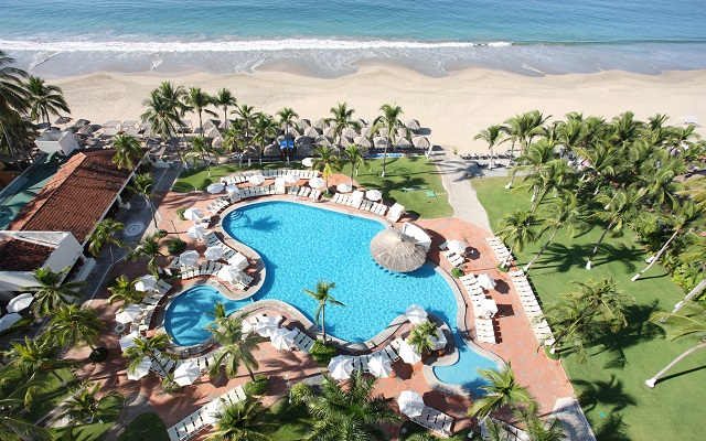 Paquete Hotel Emporio Ixtapa