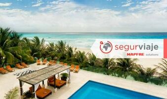 ¡Viaja a Cancún! Vuelo y Hotel Flamingo Cancún Resort saliendo desde CDMX