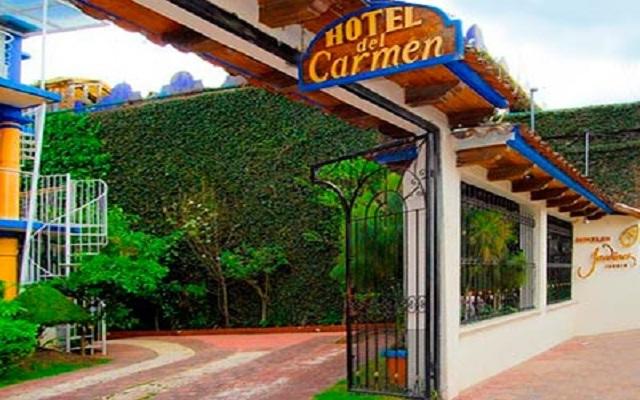 Jardines del Carmen Solo Hospedaje