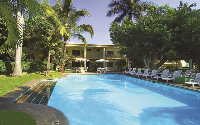 Hotel Misión Grand Cuernavaca