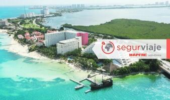 ¡Viaja a Cancún! Vuelo y Hotel Oasis Palm saliendo desde CDMX