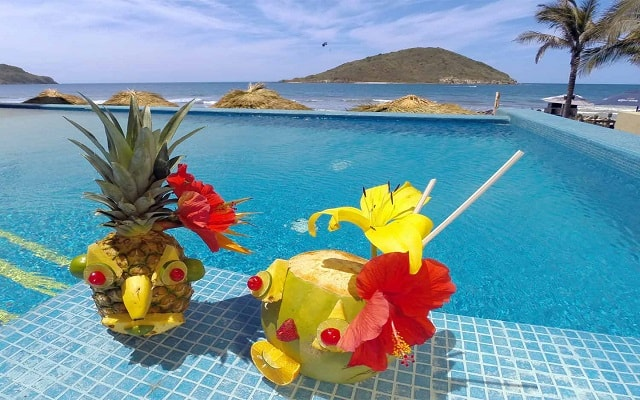 ¡Paquete a Mazatlán Todo Incluido! Hotel Pacific Palace Beach Tower