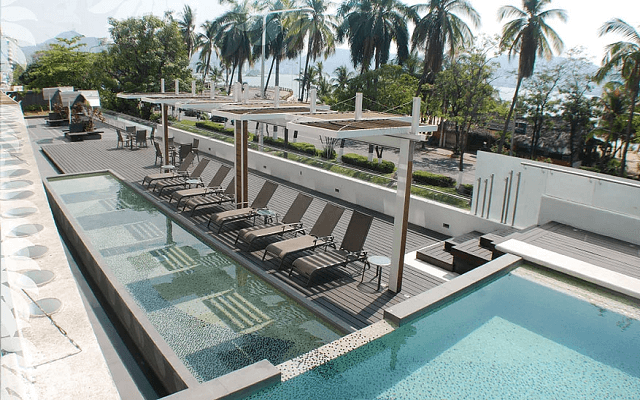 Hotel Residencial Playa Hornos Acapulco Solo Hospedaje