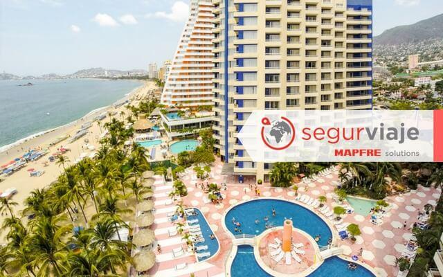 ¡Especial Viaja a Acapulco! Vuelo y Hotel Playa Suites Acapulco saliendo desde MTY