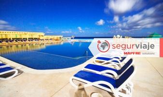 ¡Viaja a Cancún! Vuelo y Hotel Seadust Cancún Family Resort saliendo de MTY