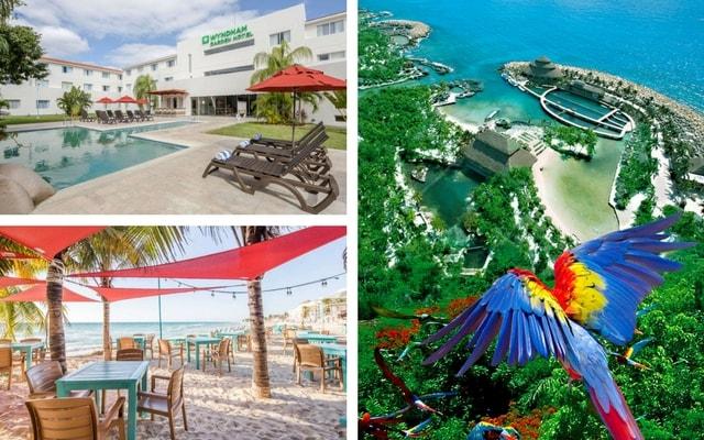 Tour Xcaret Plus + Hotel Wyndham Garden Playa del Carmen + desayunos