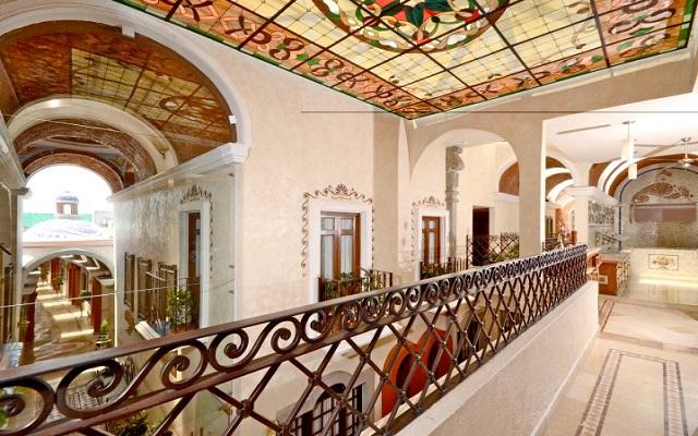 Paquete Hotel Misión Arcángel Puebla