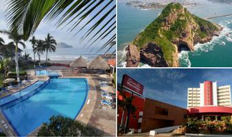 Tour Isla de la Piedra + Hotel Misión Mazatlán