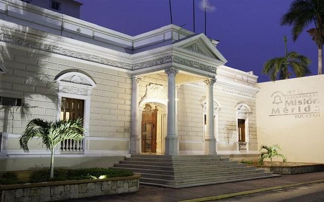 Paquete Hotel Misión Mérida Panamericana