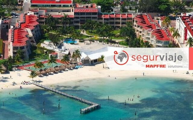 ¡Viaja a Cancún! Vuelo y Hotel Ocean Spa saliendo desde CDMX