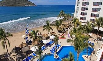 ¡Viaja a Mazatlan! Vuelo y Hotel Oceano Palace saliendo desde MTY