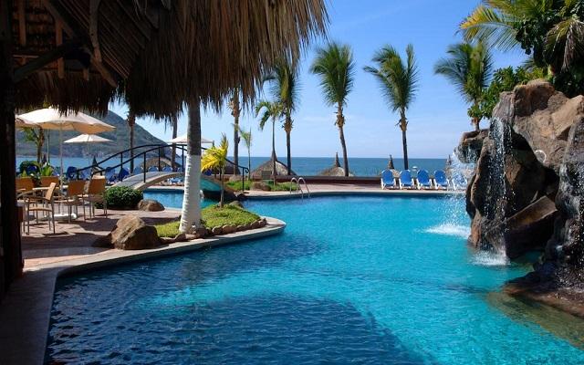 ¡Oferta Exclusiva! Fin de semana en Mazatlán Hotel Océano Palace Todo Incluido