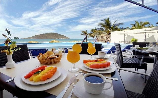 ¡Oferta Exclusiva! Fin de semana en Mazatlán Hotel Pacific Palace Beach