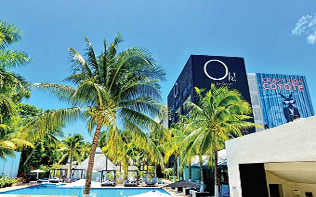 Paquete Hotel OH! By Oasis