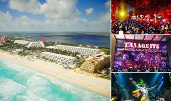 Cancún Todo Incluido + Antros
