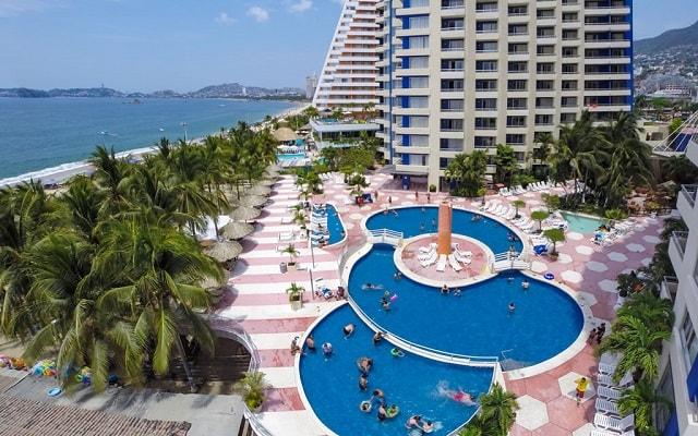 Paquete Hotel Playa Suites Acapulco